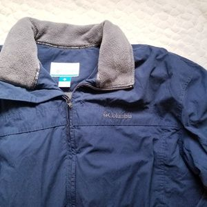 Columbia Mens XXL jacket coat warm cozy